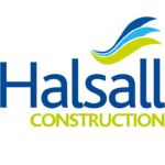 Halsall Construction Logo PNG Transparent SQUARE